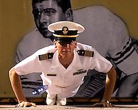 Navy Midshipmen @ Pittsburgh Panthers 09-19-09