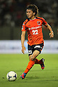 Takumi Shimohira (Ardija),.AUGUST 11, 2012 - Football / Soccer :.2012 J.League Division 1 match between Omiya Ardija 1-2 Sanfrecce Hiroshima at NACK5 Stadium Omiya in Saitama, Japan. (Photo by Hiroyuki Sato/AFLO)