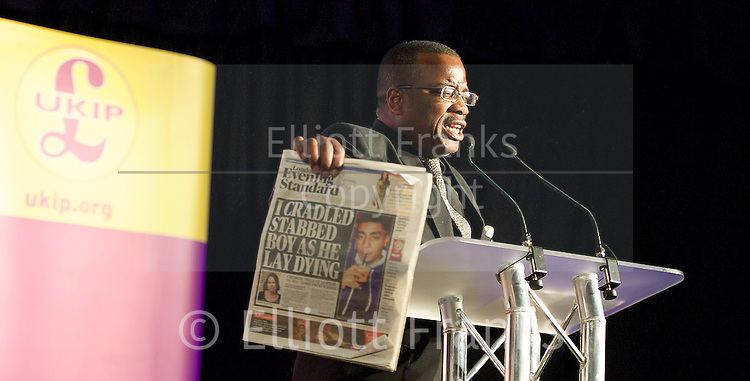 Winston McKenzie <br />