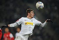 FUSSBALL   1. BUNDESLIGA   SAISON 2011/2012    17. SPIELTAG Borussia Moenchengladbach - FSV Mainz 05             18.12.2011 Roman Neustaedter (Borussia Moenchengladbach) Einzelaktion am Ball
