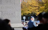 Remembrance Day, November 11, 2016, London, Ontario, Canada