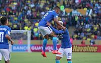 Ecuador (ECU) vs Brasil (BRA), Quito, 01-09-2016.