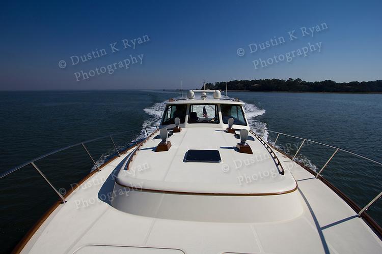 Hinckley Talaria 55 Motor Yacht Courtesy dustinkryan.photoshelter.com
