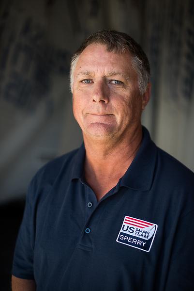 US Sailing Team Sperry Portraits 2015