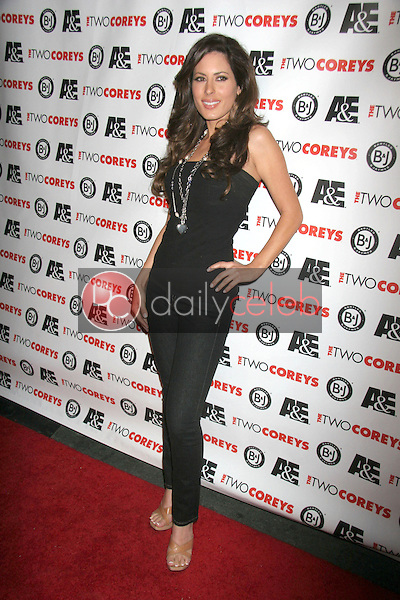 Kerri Kasem<br />at the A and E Premiere of &quot;The Two Corey's&quot;. Sugar, Hollywood, CA. 07-27-07<br />Dave Edwards/DailyCeleb.com 818-249-4998