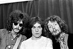 Cream 1967 Eric Clapton, Jack Bruce and Ginger Baker<br />&copy; Chris Walter
