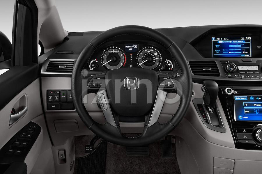 2014 Honda Accord Dashboard Symbols