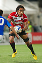 Ryukoliniasi Holani (JPN), AUGUST 13, 2011, Rugby : International test match between Italy 31-24 Japan at Dino Manuzzi Stadium, Cesena, Italy, (Photo by Enrico Calderoni/AFLO SPORT) [0391]