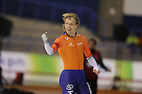 SPEEDSKATING: CALGARY: Olympic Oval, 25-02-2017, ISU World Sprint Championships, 500m Men, Ronald Mulder (NED), national record (Nederlands record) 34.18, ©photo Martin de Jong