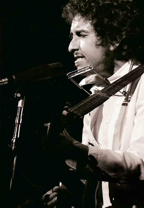 Bob Dylan's 1974 come back tour.