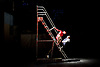 The Threepenny Opera <br /> by Bertolt Brecht and Kurt Weill<br /> In a new adaptation by Simon Stephens<br /> directed by Rufus Norris, at the Olivier Theatre, National Theatre, Southbank, London, Great Britain <br /> 25th May 2016  <br /> <br /> <br /> <br /> <br /> Haydn Gwynne as Mrs Peachum<br /> <br /> Nick Holder as Mr Peachum <br /> <br />  <br /> <br />  <br /> <br /> Photograph by Elliott Franks <br /> Image licensed to Elliott Franks Photography Services