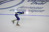 SPEEDSKATING: CALGARY: 13-11-2015, Olympic Oval, ISU World Cup, 3000m, Irene Schouten (NED), ©foto Martin de Jong