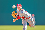 8 March 2013: St. Louis Cardinals pitcher Kevin Siegrist on the mound during a Spring Training game against the Washington Nationals at Space Coast Stadium in Viera, Florida. The Cardinals defeated the Nationals 16-10 in Grapefruit League play. Mandatory Credit: Ed Wolfstein Photo *** RAW (NEF) Image File Available ***