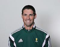 FUSSBALL Fototermin FIFA WM Schiedsrichter  09.04.2014 Peter O LEARY (Australien)
