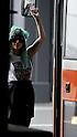 Lady Gaga Leaves Tokyo