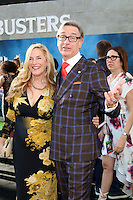HOLLYWOOD, CA - JULY 9: Paul Feig, Laurie Karon at the premiere of Sony Pictures' 'Ghostbusters' held at TCL Chinese Theater on July 9, 2016 in Hollywood, California. Credit: David Edwards/MediaPunch