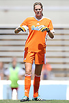 26 August 2012: Florida's Taylor Burke. The University of Florida Gators defeated the Duke University Blue Devils 3-2 in overtime at Fetzer Field in Chapel Hill, North Carolina in a 2012 NCAA Division I Women's Soccer game.