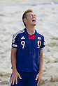 Shunta Suzuki (JPN), SEPTEMBER 4, 2011 - Beach Soccer : FIFA Beach Soccer World Cup Ravenna-Italy 2011 Group D match between Ukraine 4-2 Japan at Stadio del Mare, Marina di Ravenna, Italy, (Photo by Enrico Calderoni/AFLO SPORT) [0391]