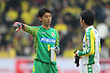 ?&ordf;-{&sup1;O/Masahiro Okamoto (Jef), ..FEBRUARY 20, 2011 - Football : 17th CHIBA DERBY MATCH between Kashiwa Reysol 1-0 JEF United Ichihara Chiba at Kashiwanoha Stadium, Chiba, Japan. (Photo by Akihiro Sugimoto/AFLO SPORT) [1080]