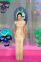 LONDON, ENGLAND - AUGUST 3: Karen Fukuhara attending the 'Suicide Squad' European Premiere at Odeon Cinema, Leicester Square on August 3, 2016 in London, England.<br /> CAP/MAR<br /> &copy;MAR/Capital Pictures /MediaPunch ***NORTH AND SOUTH AMERICAS ONLY***