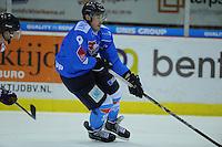 JSHOCKEY: HEERENVEEN; 20-12-2014, IJsstadion Thialf, UNIS Flyers - Eindhoven Kemphanen 201214, uitslag 7-0,  Mitch Bruijsten (#9), ©foto Martin de Jong