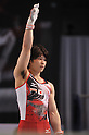 Kohei Uchimura (JPN), JULY 2nd, 2011 - Artistic Gymnastics : JAPAN CUP 2011, Men's all round competition at Tokyo Metropolitan gymnasium, Tokyo, Japan. .(Photo by Atsushi Tomura/AFLO SPORT) [1035]...