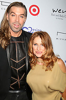 PACIFIC PALISADES, CA - JULY16: Chaz Dean, Joanne Ferra at the 18th Annual DesignCare Gala on July 16, 2016 in Pacific Palisades, California. Credit: David Edwards/MediaPunch