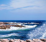 Atlantic Rollers, Neil's Harbour, Cape Breton Island