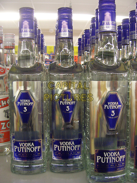 PUTINOFF VODKA.bottles on sale at cheap discount price.in LIDL shop ...: capitalpictures.photoshelter.com/image/I00003QM7xBxw_ps