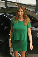 Lisa Snowdon Spotting Central London 17 September 2014