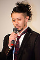 December, 19th : Tokyo, Japan &ndash; Japanese actor Joe Odagiri appears at a press conference for the film &ldquo;MY WAY&rdquo; in the Shinjuku WALD9 CINEMA. This story is based on a true story during the World War . This film will be released from January 14th. (Photo by Yumeto Yamazaki/AFLO).