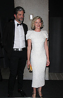 NEW YORK, NY-October 01:Gretchen Mol, Tod Williams at 54th New York Film Festival screening of Manchesyer by the Sea  at Alice Tully Hall at Lincoln Center in New York. October 01, 2016. Credit:RW/MediaPunch