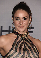 LOS ANGELES - OCTOBER 24:  Shailene Woodley at the 2nd Annual InStyle Awards at The Getty Center on October 24, 2016 in Los Angeles, California.Credit: mpi991/MediaPunch