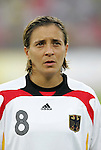 21 August 2008: Sandra Smisek (GER). Germany's Women's National Team defeated Japan's Women's National Team 2-0 at the Worker's Stadium in Beijing, China in the Bronze Medal match in the Women's Olympic Football tournament.
