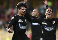 Cucuta Deportivo v Deportes Quindio. Cuadrangulares Ascenso Liga Aguila 2015. 20-01-2015