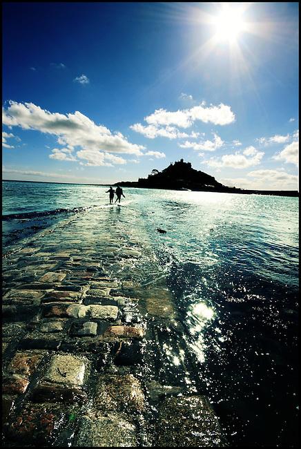Portfolio Images. St Michaels Mount, Marazion, Cornwall.