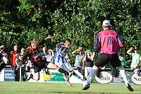 VOETBAL: MINNERSTGA: Sportpark De Sportfinne, 05-07-2013, Oefenwedstrijd vv Minnertsga - sc Heerenveen, uitslag 0 - 11, Eredivisie seizoen 2013/2014, © Martin de Jong