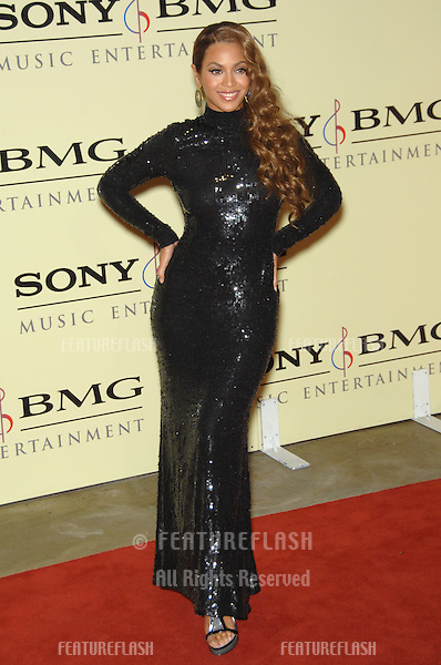 BEYONCE KNOWLES at the Sony BMG post-Grammy Party at the Beverly Hills Hotel..February 12, 2007  Beverly Hills, CA.Picture: Paul Smith / Featureflash