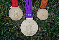 Gold Medal - Rampone, September 1, 2012