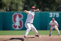 Stanford Baseball vs Arizona, April 29, 2017