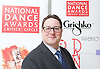 The Critics' Circle National Dance Awards 2016 <br /> at the Lilian Baylis Studio, Sadler's Wells, London, Great Britain <br /> <br /> 6th February 2017 <br /> <br /> Lee McLernon <br /> <br /> Photograph by Elliott Franks <br /> Image licensed to Elliott Franks Photography Services