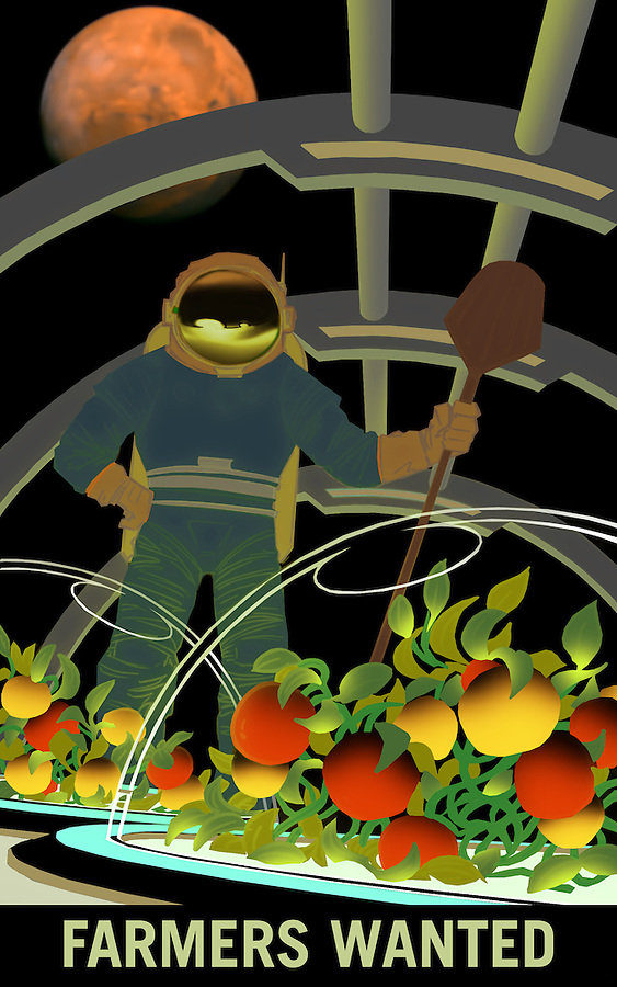 Mars - Farmers Wanted