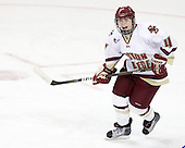 Melissa Bizzari (BC - 4) earned 2 assists in the game. - The Boston College Eagles defeated the visiting Brown University Bears 5-2 on Sunday, October 24, 2010, at Conte Forum in Chestnut Hill, Massachusetts.