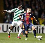 071112 Celtic v Barcelona
