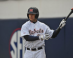 Former Rebel Alex Presley at Ole Miss baseball alumni game at Oxford-University Stadium in Oxford, Miss. on Saturday, February 5, 2011.