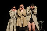 2013/12/05 Kultur | Nö-Theater - V wie Verfassungsschutz