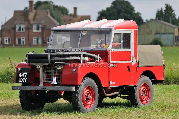 Series 1 Land Rover Engine Mid 1950s Land Rover Series 1
