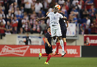 Harrison, N.J. - Tuesday, October 13, 2015: The USMNT take on Costa Rica in an international friendly match at Red Bull Arena.