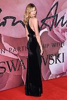 Karlie Kloss at the Fashion Awards 2016 at the Royal Albert Hall, London. December 5, 2016<br /> Picture: Steve Vas/Featureflash/SilverHub 0208 004 5359/ 07711 972644 Editors@silverhubmedia.com