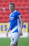 St Johnstone FC&hellip; Season 2016-17<br />Brian Easton<br />Picture by Graeme Hart.<br />Copyright Perthshire Picture Agency<br />Tel: 01738 623350  Mobile: 07990 594431